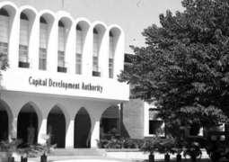 Capital Development Authority lacking technical posts