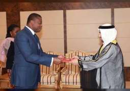 UAE Ambassador presents credentials to President of Togo