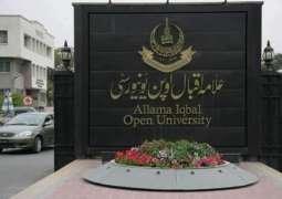 UK Open University to enhance its cooperation with Allama Iqbal Open University (AIOU)