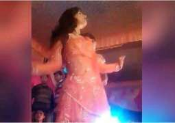 Indian girl shot in face after she paused dancing in wedding ceremony