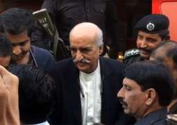 Khurshid Shah judicial remand extended for 5 days in assets case