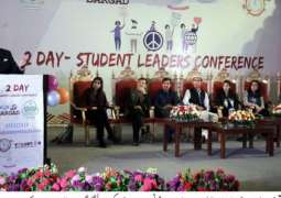 Youth-led Projects Showcased in Student Leaders Conference