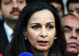 We don't accept fake accountability: PPP leader Sherry Rehman