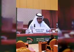 UAE participates in G20 Finance Ministers meeting