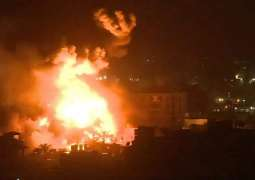 Israel Defense Forces Say Struck Hamas Facilities in Gaza Strip in Response to Rocket Fire