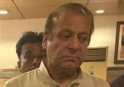 Doctors recommend Nawaz Sharif to go to the US for medication
