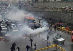 Iranian Gov't Says US Data on Over 1,000 Deaths During Protests Unrealistic, Groundless