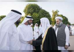 UAE is keen on supporting global efforts to promote values of tolerance, coexistence and cooperation: Mohamed bin Zayed