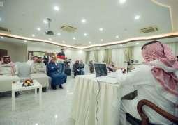 الجمارك السعودية تستعرض مبادراتها نحو تيسير التجارة في غرفتي تبوك والجوف