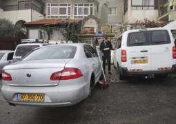Vandals Damage 160 Cars in Jerusalem's Arab District - Police