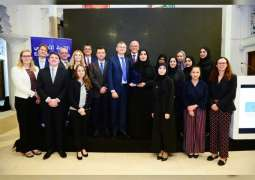 On Int. Human Rights Day, Dubai Foundation for Women awarded Chaillot Prize for promotion human rights