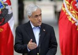 Chilean President Says Skipping Argentine Counterpart's Inauguration Over Warplane Crash