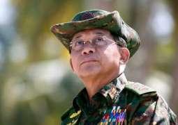 US Sanctions Myanmar Military's Commander-in Chief, 3 Senior Officers - Treasury