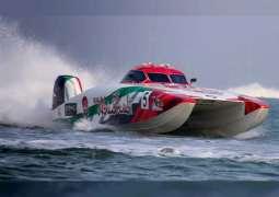 Team Abu Dhabi looks to retain UIM XCAT World Championship in Dubai Grand finale