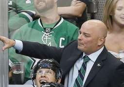NHL Club Dallas Stars Fire Head Coach for Inappropriate Conduct - Press Release