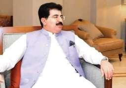 Pakistan Belgium have cordial ties : Sanjrani