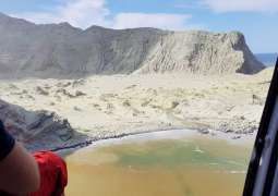 White Island volcano: New volcanic activity hampers recovery efforts