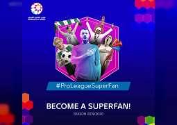 UAE Pro League launches 'SuperFan' AGL Ambassadors Programme