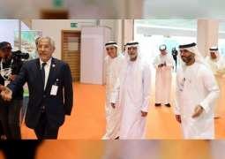 نهيان بن مبارك يثني على جهود جائزة خليفة الدولية لنخيل التمر في احتضان 78 عارضا من 12 دولة