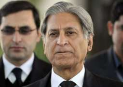 """Feeling ashamed over what lawyers did today,"" says senior lawyer Aitzaz Ahsan"