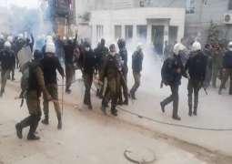 PIC clash: Police take 20 lawyers into custody