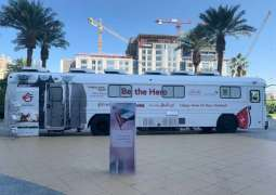 Over 10,000 people donate blood across the UAE