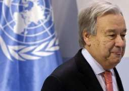 UN Chief Tells Climate Summit Huge Carbon Cuts, New Carbon Taxes Needed in 2020