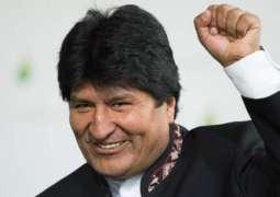 Former Bolivian President Morales Arrives in Argentina as Refugee - Top Argentine Diplomat