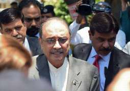 Zardari's close aide convicted for 34-year term