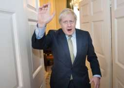 UK's Johnson Says Begins Forming New Government