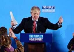 Boris Johnson Wins Big as Tories Gain Huge Commons Majority to 'Get Brexit Done'