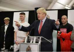 Prime Minister Johnson Says UK 'Should Focus Above All on NHS' After Conservatives' Win
