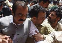 Rana Sanaullah's judicial remand extended till December 21