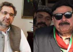 Sheikh Rasheed becomes witness against Abbasi in LNG scam case