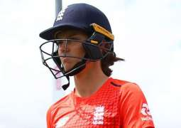 Amy Jones hits fifty as England Women win T20 opener against Pakistan