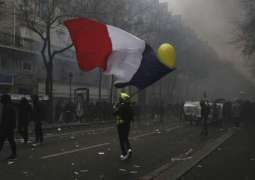 French Take to Streets for Fresh Nationwide Protests Against Pension Reform