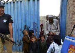 Two policemen martyred during attack on anti-polio team in Lower Dir