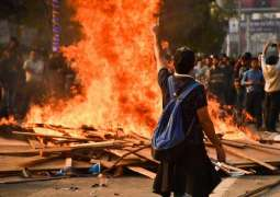 New Delhi Beefs Up Security Amid Escalating Riots Over Citizenship Law - Reports