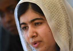 Malala Yousafzai appears on cover page of Teen Vogue