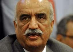 Khursheed Shah released from NAB detention