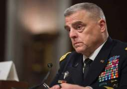 US Joint Chiefs Chair, Russian Counterpart Talk Strategic Stability in Syria - Pentagon