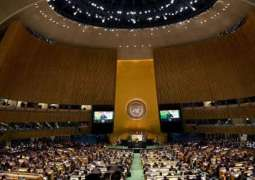 UN General Assembly Adopts Russian Resolution on Combating Glorification of Nazism