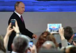 Large News Conferences Held by Russian Presidents