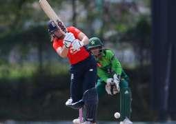 Jones, Wyatt half-centuries hand England win in second T20I