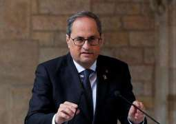 Catalan President Dismisses Ban From Public Office, Pledges to Appeal Court Ruling
