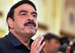 'I think Musharraf was not a traitor,' Sheikh Rasheed