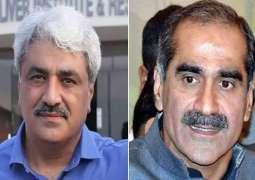 Chief Justice of Pakistan Gulzar Ahmad forms bench to hear bail pleas of Saad Rafique, Salman Rafique