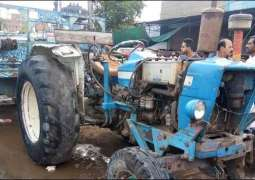 Four killed in bus, tractor trolley collision near Hafizabad