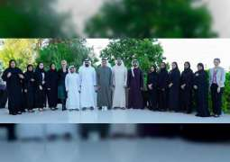 RAK Ruler receives participants of government exchange programme between RAK, Bristol