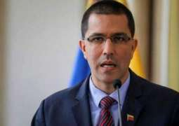 Venezuelan Foreign Minister Jorge Arreaza Slams Bolivia's Entry Into Lima Group